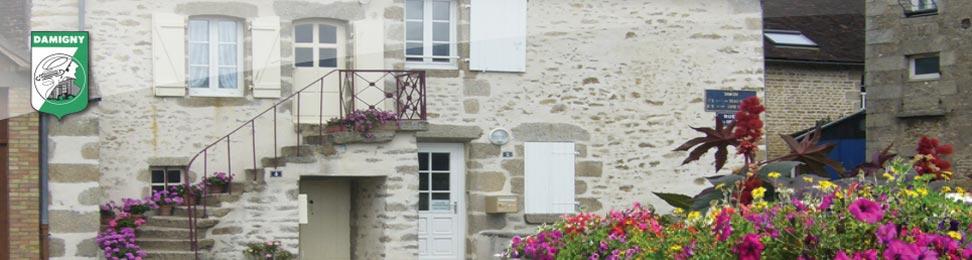 Commune de Damigny