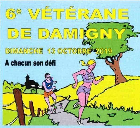 Vétérane de Damigny