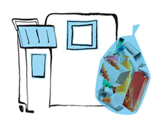 Calendrier de collecte des déchets 2020